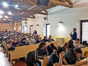 Il deim dell'Unitus ospita gli studenti del Paolo Savi