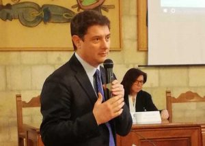 Alessandro Mazzoli a Tarquinia per la Giornata della memoria