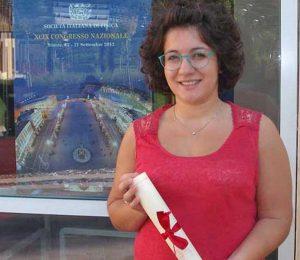 Il fisico nucleare Livia Soffi
