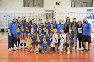 Viterbo - Volley Club serie D