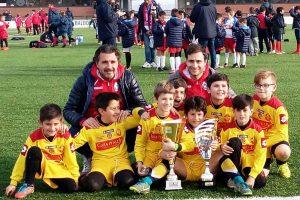 Sport - Calcio - Barco Murialdina - I Piccoli amici della squadra di Viterbo