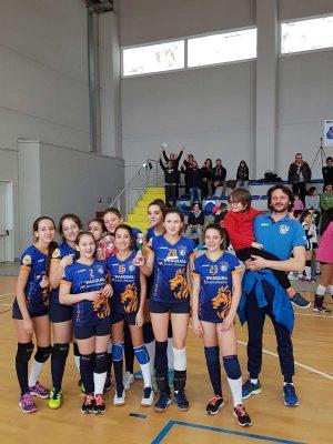Volley femminile Vbc, in campo le giovanili - Tusciaweb eu