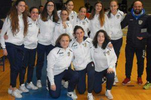 Sport - Pallavolo - Vbc Viterbo - L'under 16