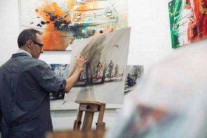L'opera del pittore argentino Rafael Varela