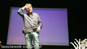 Filippo Rossi apre la campagna elettorale al Teatro Caffeina