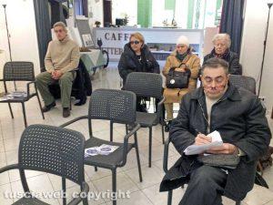 """Viterbo - Presentazione dei candidati del """"Popolo della famiglia"""""""