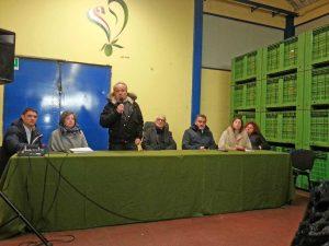 Vetralla - Incontro alla cooperativa Battisti