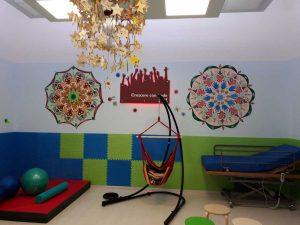 Tuscania - Inaugurata la prima aula multisensoriale