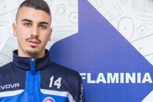 Sport - Calcio - Flaminia - Gianmarco Laurenti