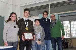 Tarquinia - La cerimonia per Mirko Barreca al Cardarelli