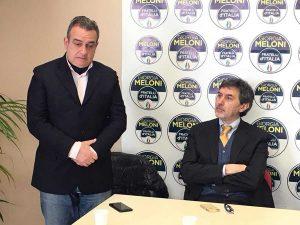 Vittorio Galati e Marco Marsilio
