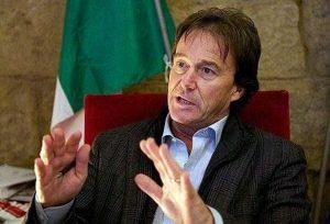 Bagnoregio - Il sindaco Francesco Bigiotti
