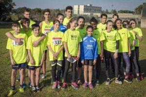 Sport - Atletica leggera - Il primo cross stagionale al campo sportivo scolastico