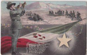 Cartolina alpino recto (collezione privata Silvio Cappelli)