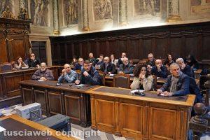 Viterbo - La presentazione del Piano per il commercio