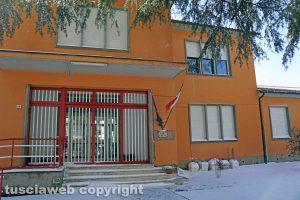 Viterbo - Scuole chiuse per la neve