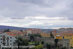 Viterbo - Il quartiere Carmine