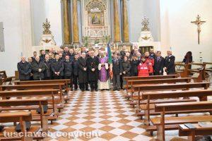 Montefiascone - Celebrato il precetto pasquale