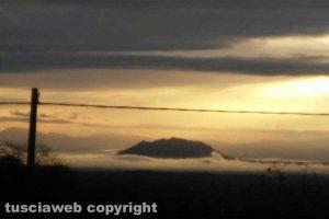 Ronciglione - Il risveglio del monte Soratte