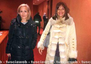 A destra, Silvia Somigli