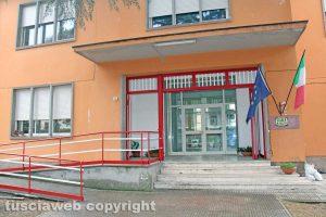 Viterbo - La scuola Alessandro Volta