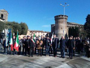 Vasanello - Cerimonia in memoria delle foibe