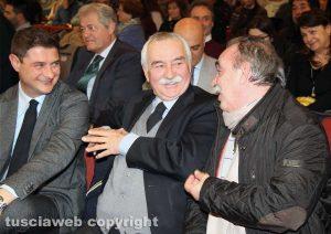 Viterbo - Alessandro Mazzoli e Ugo Sposetti