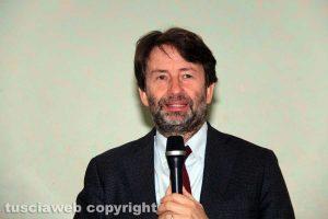 Bassano Romano - La visita del ministro Dario Franceschini