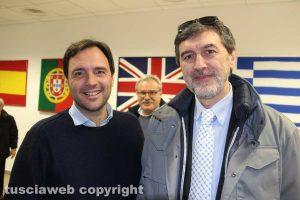 Giuseppe Talucci Peruzzi e Marco Marsilio