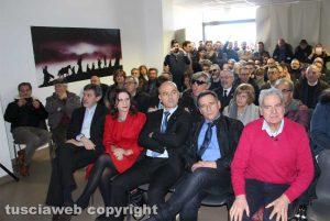 Viterbo - FdI - La presentazione dei candidati