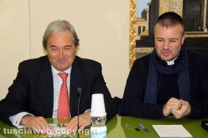 Antonio Maria Lanzetti e don Emanuele Germani