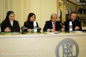 Viterbo - La presentazione del convegno sulla malattia di santa Rosa