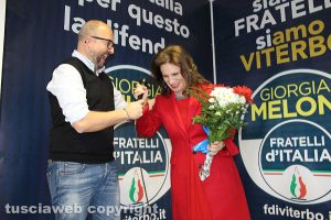 Mauro Rotelli e Laura Allegrini