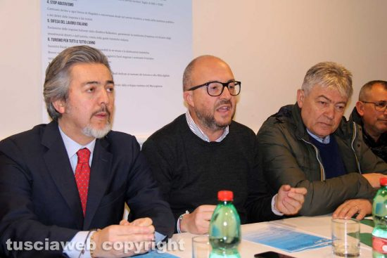 Battistoni, Rotelli e Fusco