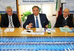 Enzo Troncarelli, Felice Romano e Giuseppe Becattini
