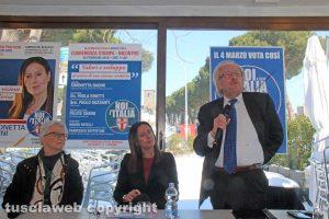 Noi con l'Italia - Binetti, Badini e Guzzanti