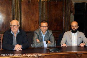 Viterbo - Consorzio Apea - La presentazione in comune
