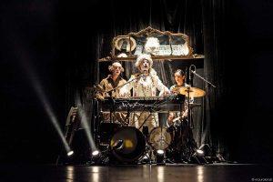 Viterbo - Johann Sebastian Circus al teatro Unione