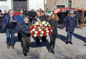 Giorno del ricordo - La manifestazione in commemorazione della foibe