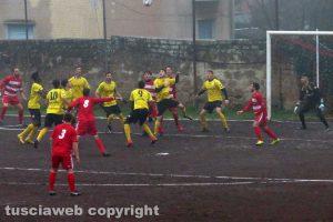 Sport - Calcio - Il match tra Ronciglione e Montefiascone