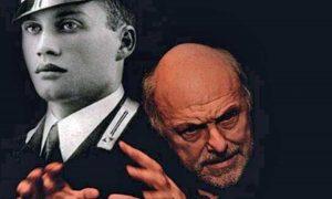 """Claudio Boccaccini in """"La foto del carabiniere"""""""