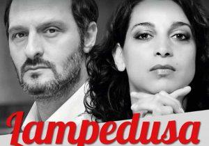 Lampedusa in scena al teatro Caffeina