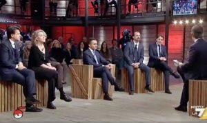 M5s - I primi 4 ministri presentati a La7