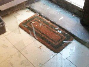 Corchiano - Spaccata la porta della sede del Pd