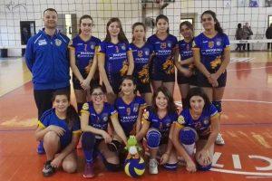 Sport - Pallavolo - Vbc Viterbo - Le ragazze dell'under 12