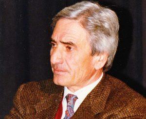 Vincenzo Feliziani nel 1989 al nono Congresso provinciale della Cna