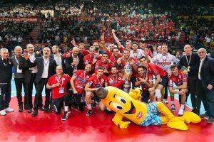 Sport - Pallavolo - Scarabeo Gcf - La vittoria in coppa Italia
