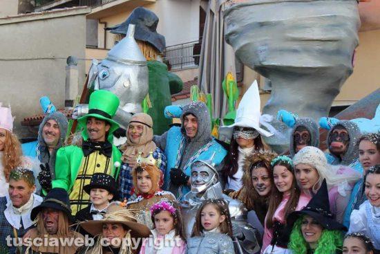 Il Carnevale a Capodimonte