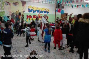 Viterbo - La festa di Carnevale all'oratorio Murialdo