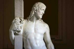Bassano Romano - Il Cristo risorto